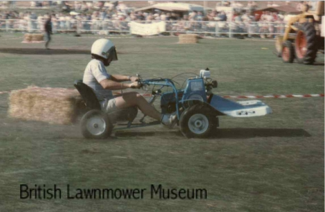Racing Lawnmower (30-60mph)