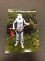 Sky-Fi Mower Wars Postcard